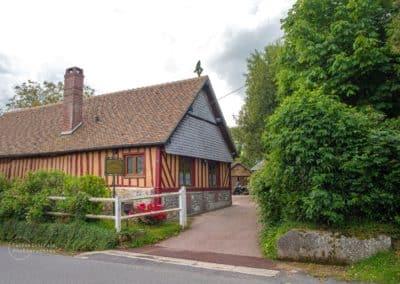 Chambres d'hôtes La Bergerie - Pays d'Auge - Normandie